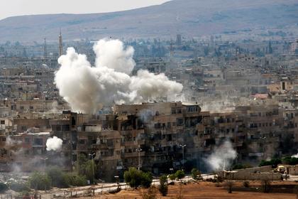 Стало известно о жертвах израильского удара по Сирии