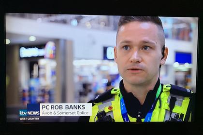 Найдено лучшее имя полицейского в истории