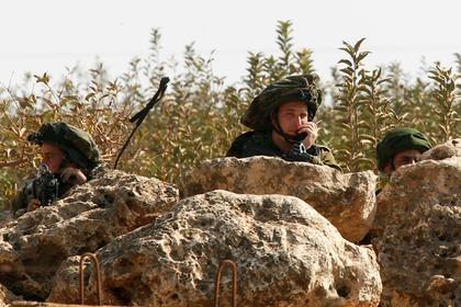 Израильские военные связывались с российскими во время удара по Сирии