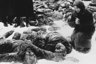 Victims of the blockade of Leningrad, 1943