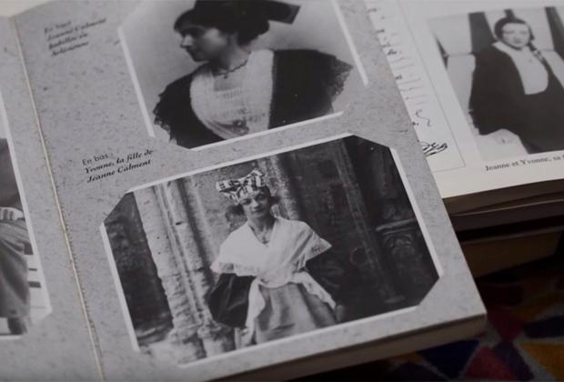 Фотографии Жанны (сверху) и Ивонны из семейного альбома