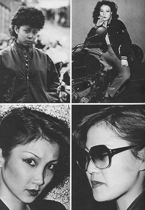 Большое влияние на развитие эстетики сукебан оказали байкерши, которые примкнули к школьным бандам в конце 1960-х.