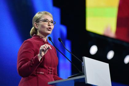 Тимошенко собралась делать Украину великой и конкурировать с Порошенко