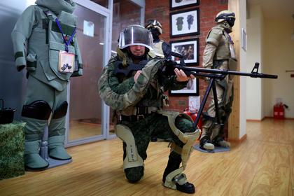 Российские военные получат экзоскелет «для дураков»