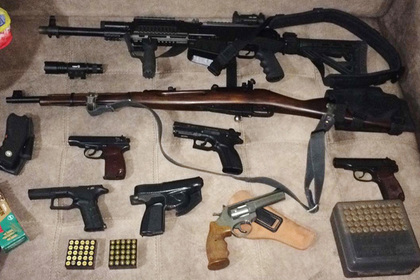 ФСБ нашла у подпольных оружейников реактивный огнемет