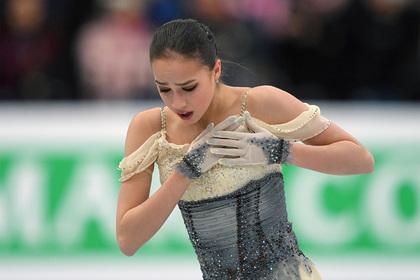 Загитова выиграла короткую программу на чемпионате Европы