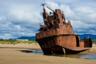 Остров Сахалин можно назвать островом погибших кораблей, особенно много их в Александровске-Сахалинском.