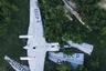 Центральный музей ВВС в подмосковном Монино интересен не только основной экспозицией, но и своим отстойником, в который можно попасть незамеченным.