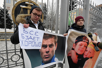 Адвокат рассказал о продлении ареста Кокорину и Мамаеву