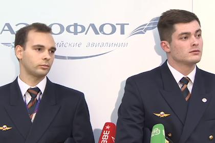 Экипаж захваченного самолета рассказал о действиях во время угона