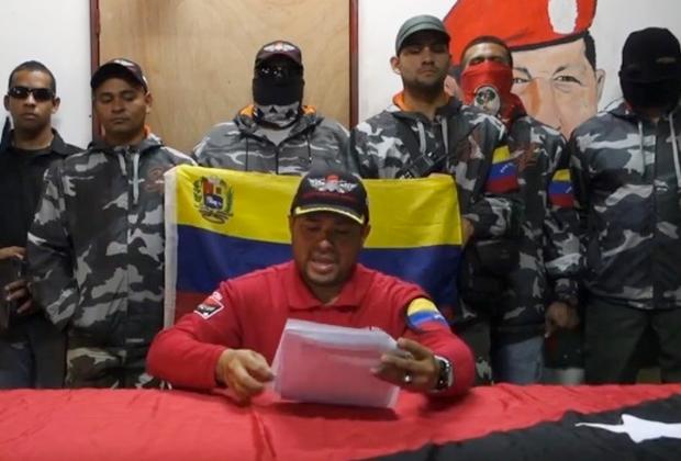 Колективос призывают к защите «конституционного строя»