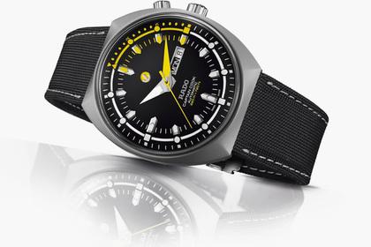 Новые часы от Rado