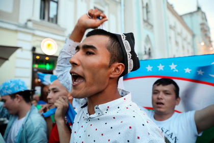 Чемпионат мира в России оставил после себя пять тысяч нелегалов