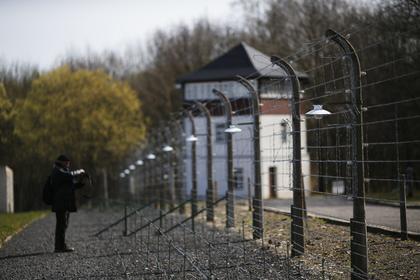 Немецким националистам запретили посещать Бухенвальд