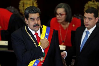 Мадуро захотел встретиться с политическим оппонентом голым