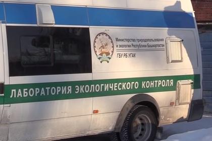 Репортаж о смоге и запахе серы в российском городе сняли на камеру Путина
