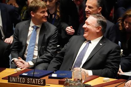 Совбез ООН занял позицию США по Венесуэле