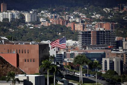 Посольство США в Венесуэле