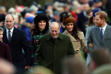 Mail.ru Авто: супруг королевы Англии извинился заДТП