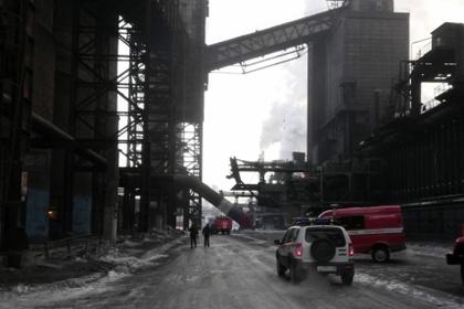 Пожар на Магнитогорском комбинате потушили