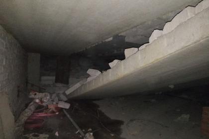 В Перми обрушилась крыша жилой многоэтажки