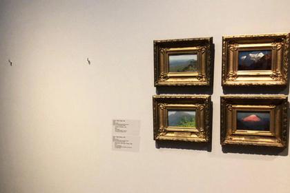 Из Третьяковки на глазах посетителей украли картину