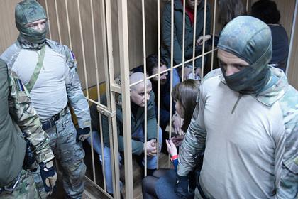 Ради комфорта украинских моряков в СИЗО потеснили российских арестантов
