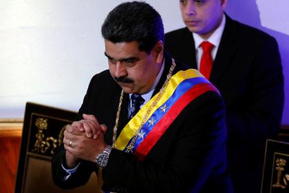 Раскрыта задача якобы перебросившего наемников в Венесуэлу самолета
