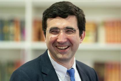 Шахматист Крамник завершил карьеру