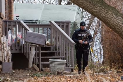 Прятавший трупы среди цветов канадец сознался в серии убийств
