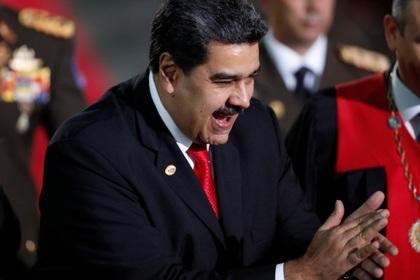 Мадуро захотел преобразить города Венесуэлы за один миллиард евро