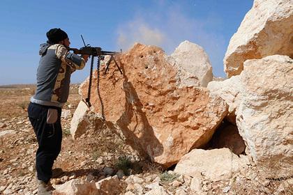 Россия рассказала об усилении террористов в Сирии