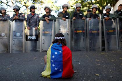 Россия открестилась от присутствия своих военных в Венесуэле