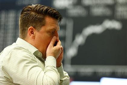 Экономика Германии дала сбой