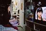В 2003 году фотограф Томас Холтон впервые увидел обитателей квартиры, расположенной на Ладлоу-стрит, в нью-йоркском Чайна-тауне. Мать его была китаянкой, и Томас решил поснимать бедную семью для своего выпускного проекта в школе искусств. Тогда его поразило, как Стивен и Ширли Лэм, поменявшие с переездом имена, и их рожденные в Нью-Йорке дети Майкл, Франклин и Синди, сумели разместиться на 33 квадратных метрах.