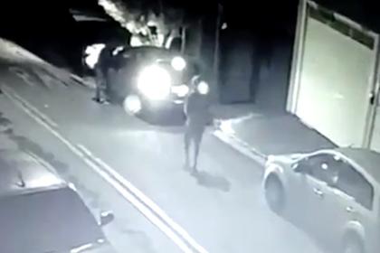 Преступник умер во время ограбления