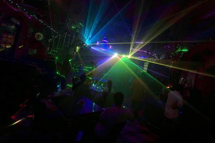 Посетитель принес гранату в столичный гей-клуб