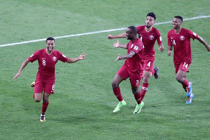 Арабскую сборную уличили в привлечении футбольных «нелегалов»