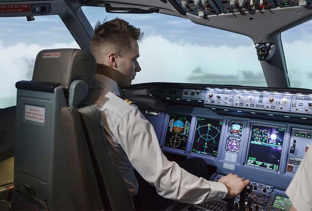 Первый пилот.