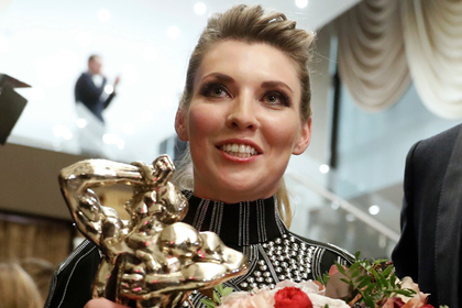 Скабеева возмутилась слухами о своей зарплате в четыре миллиона рублей