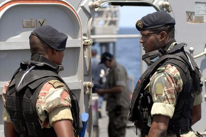 Россиян задержали в Африке с девятью тоннами кокаина