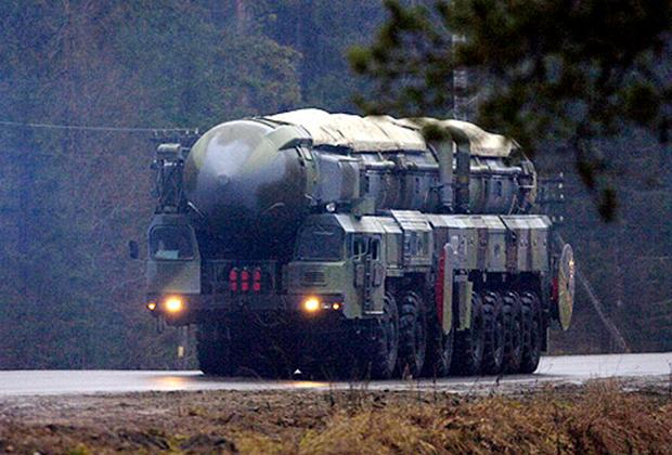 РС-12М «Тополь»