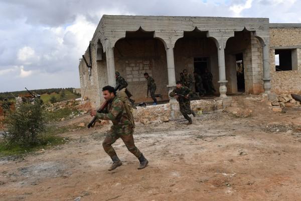 Коалиция США нанесла удар по сирийским военным