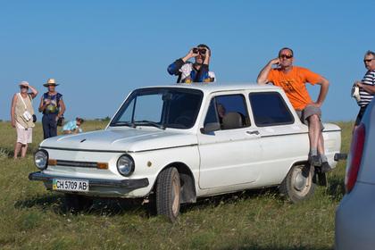 Вгосударстве Украина впервый раз замесяц непродали ниодного нового «Запорожца»
