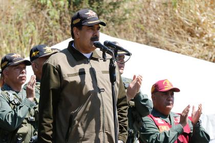 Мадуро сравнил себя с Христом и вспомнил Шекспира