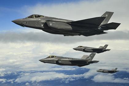 F-35A оказался мазилой