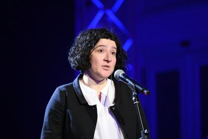 Писательница вспомнила семейные легенды и получила премию «НОС»