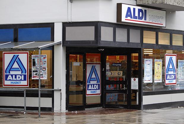 Германская сеть магазинов-дискаунтеров Aldi