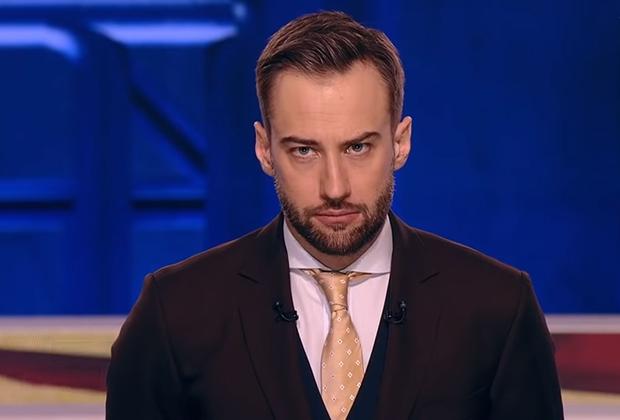 Ведущий Дмитрий Шепелев