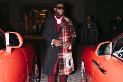 Рэпер Gucci Mane